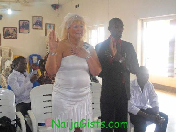 26 years Old Nigerian Man Marries 63 Years Old American Woman 1 Nigerian Man, 26, Marries 63 Years Old American Grandmother