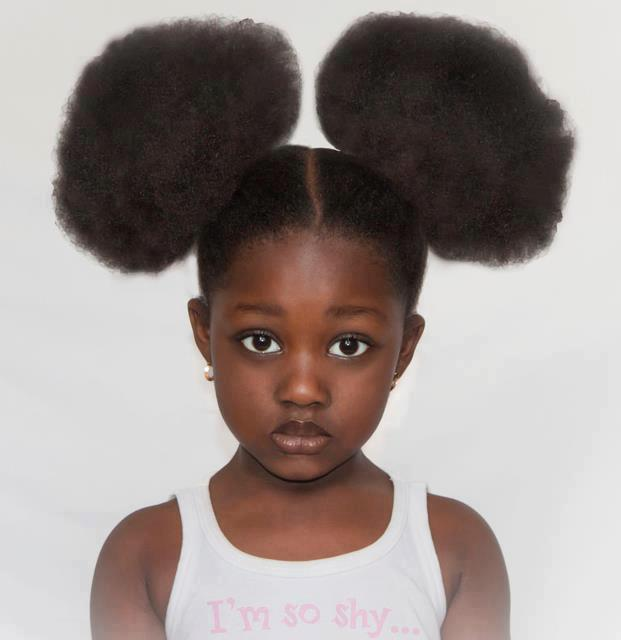 African/ Black Children White Dolls, White Culture: Internalized