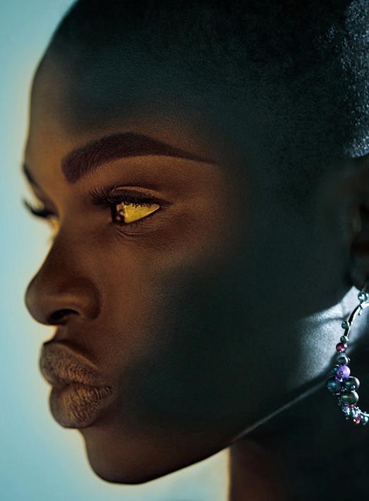 Black lesbian step daughter