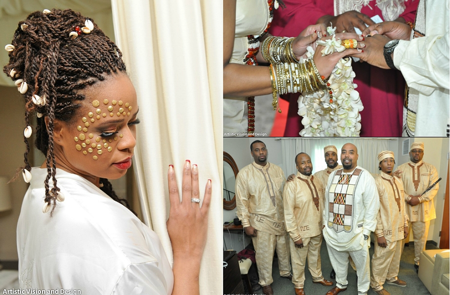 Afrocentric African CenteredWeddings Dont Be Slaves To Arab And European Cultures On Your