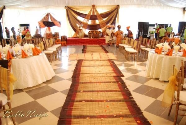 African Wedding Decorations: Timi-Awoyinka-Deji-Ogunnowo-Traditional-Wedding-BN-Wedding