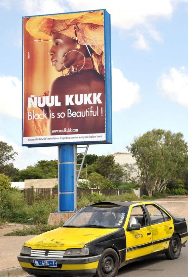 Nuul Kukk ( Black is Beautiful) in Senegal