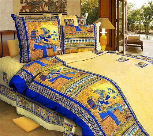 African centered home decoration wehnam for Egyptian themed bedroom ideas